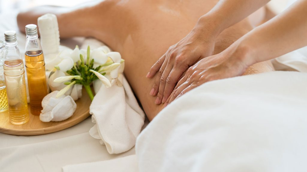 warm magnesium massage in caloundra